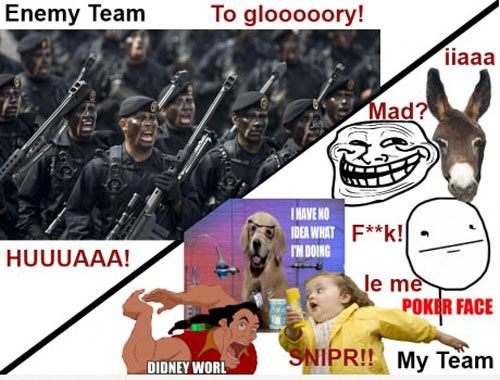 enemy-team-vs-my-team